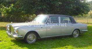 Rolls Royce ex propriétaire P Bouvard