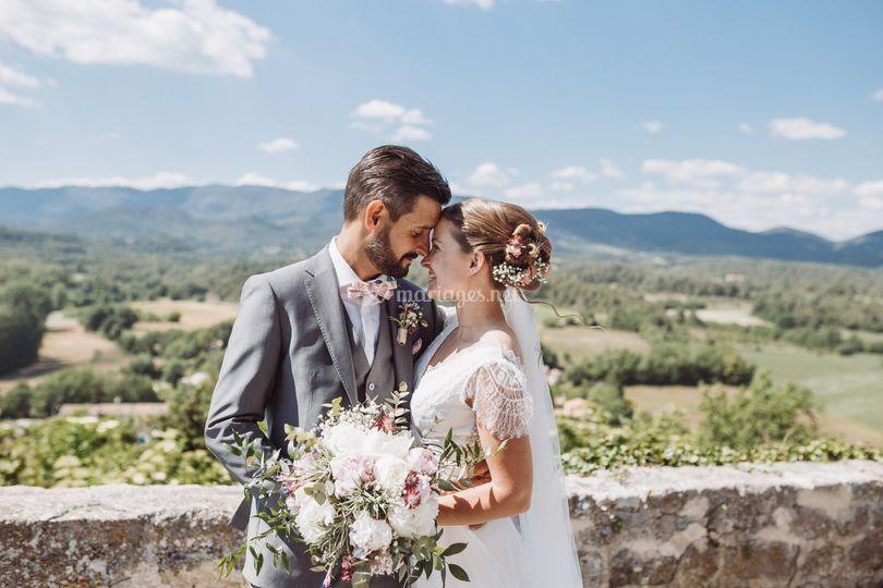 Mariage Loic et Emeline