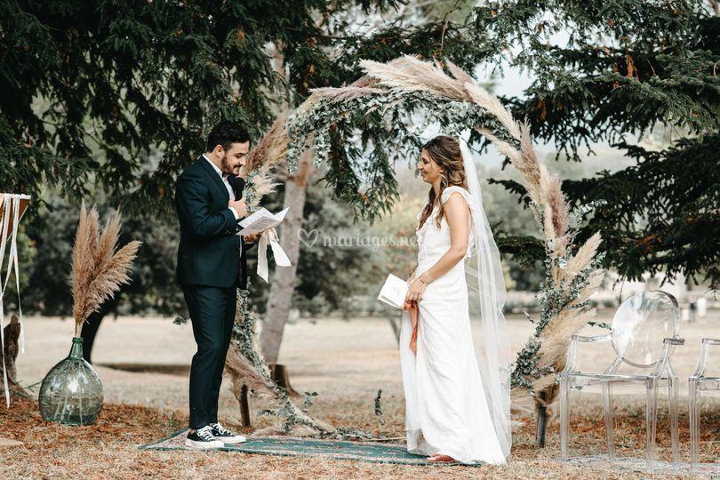 Mariage Elodie et Lucas