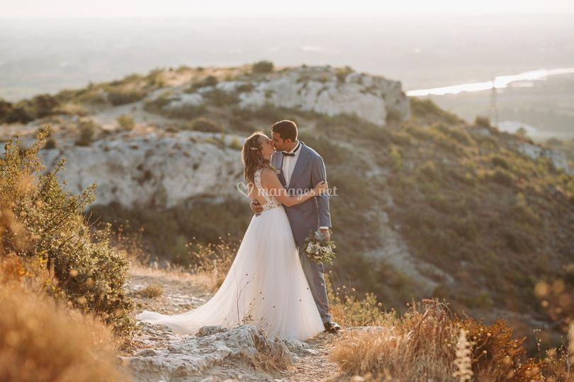Mariage Allison et Jeremy