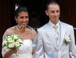 Mes mariés franco antillais