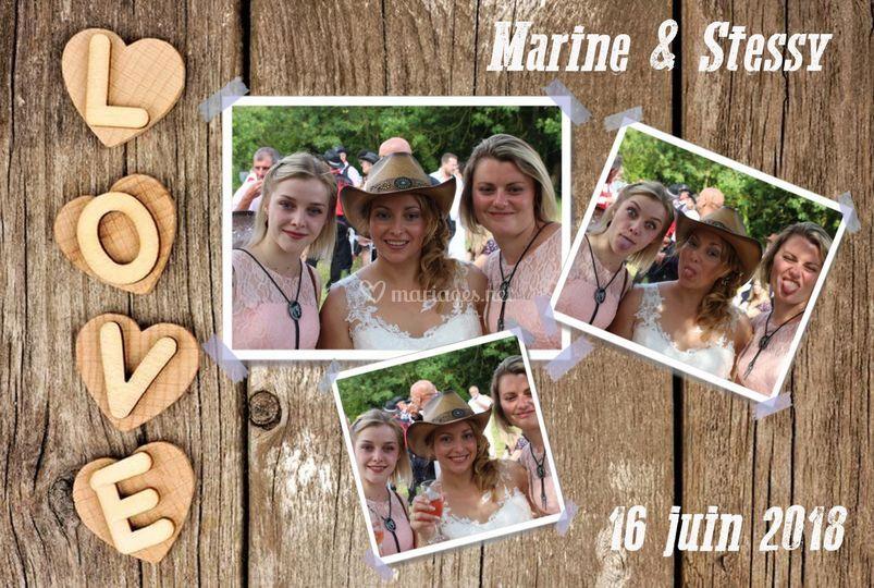 Mariage juin 2018