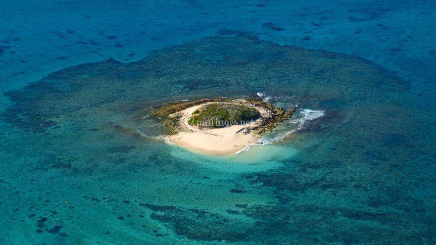 Petit îlot Nouvelle Calédonie