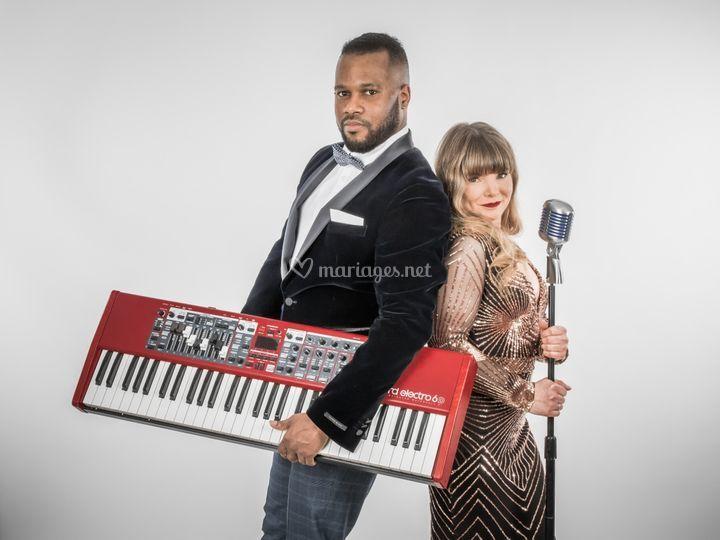 Un duo piano voix pour votre m