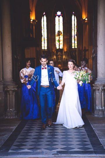 Mariage de Perrine et Morgan