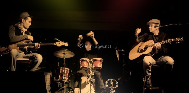 Trio Pop Rock
