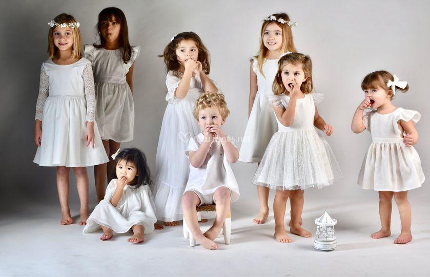 Aimylee collection - vêtements pour enfants
