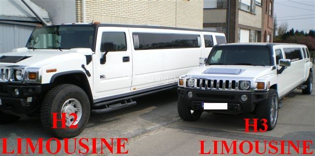 Avignon limousine for Interieur hummer