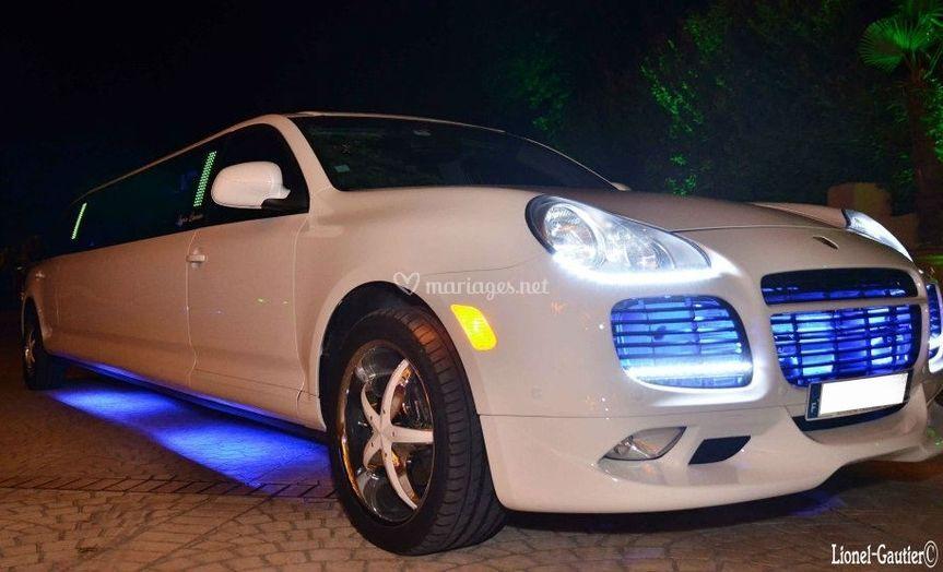 Porsche Cayenne Limo de nuit