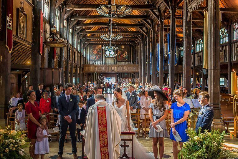 Eglise Ste Catherine Honfleur