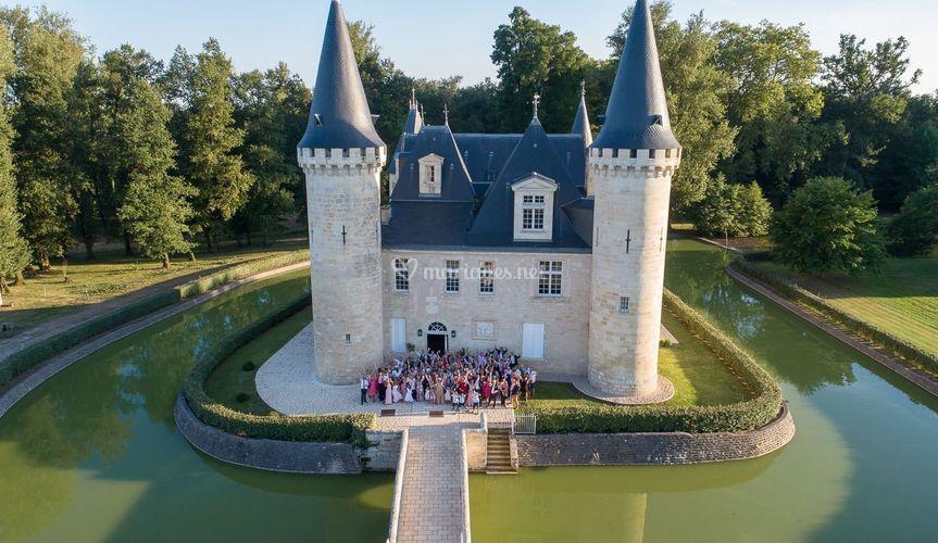 Le Château d'Agassac