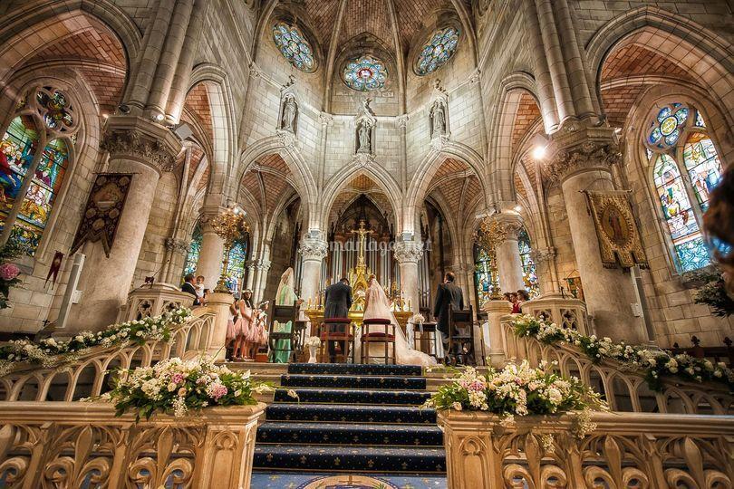Notre Dame du Rocher BIARRITZ