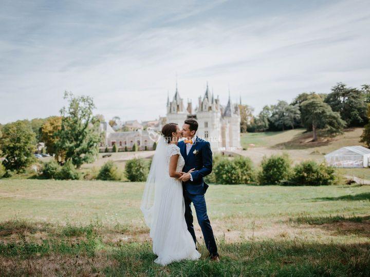 Lea et romain septembre 2019