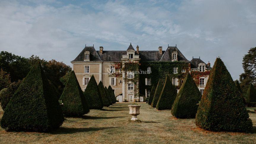 Château de Chambiers Durtal