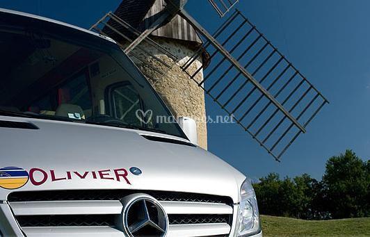 Minibus Mercedes VIP