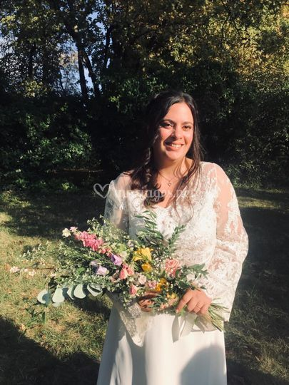 Camille mariage 2020