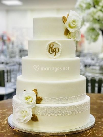 Wedding Cake Pure