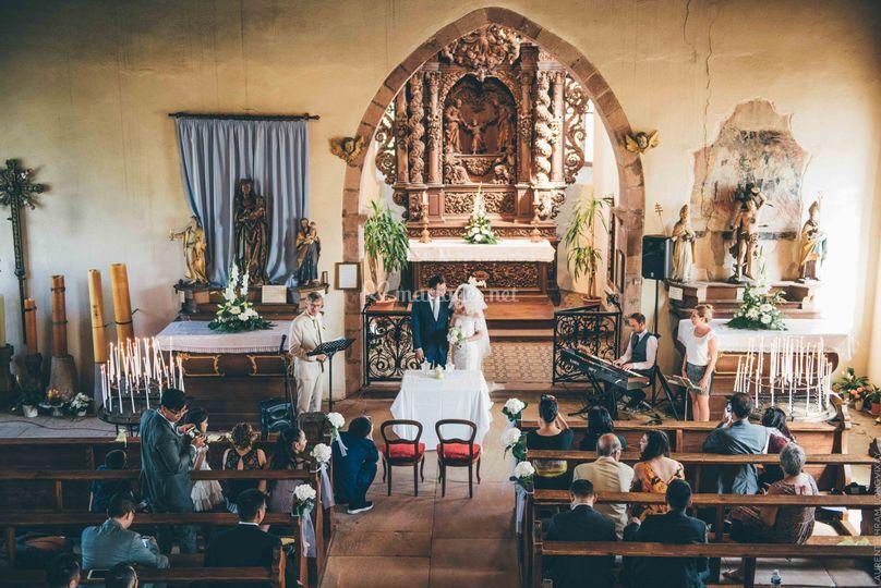 Mariage de A à Z par Strass Ev