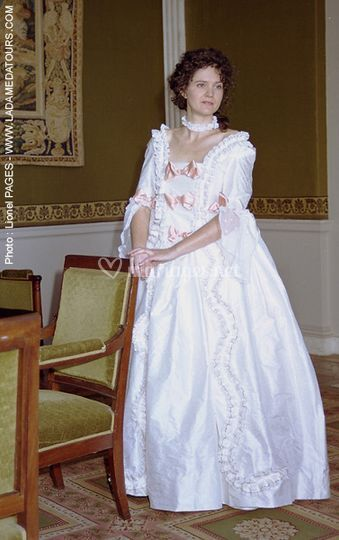 Robe style 18ème siècle
