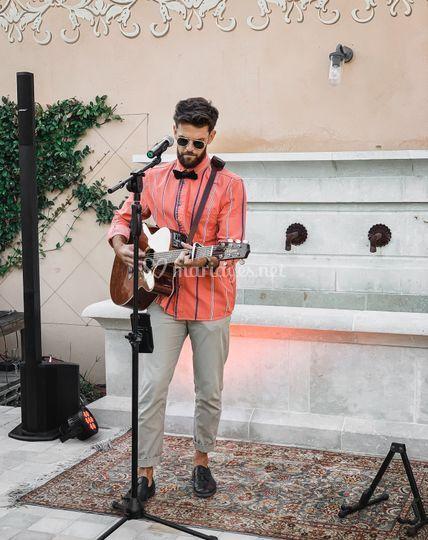 Cocktail Live Acoustic Solo