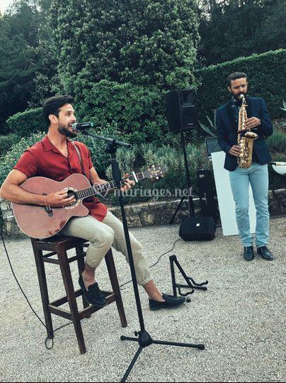 Wedding Singer + Sax