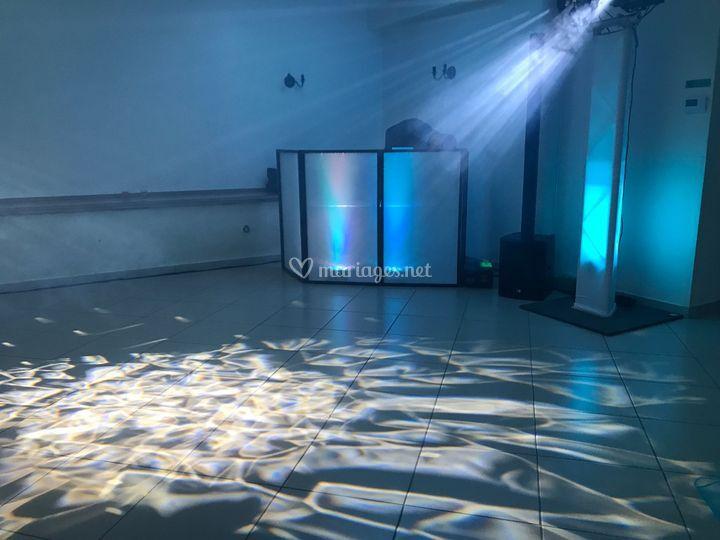 Espace dance floor