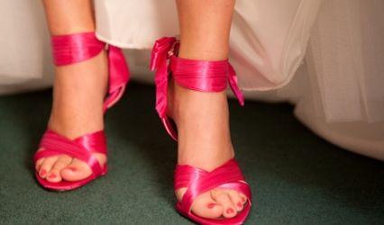 chaussures rose fushia mode nuptiale forum. Black Bedroom Furniture Sets. Home Design Ideas