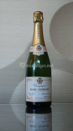 Champagne Hébrart