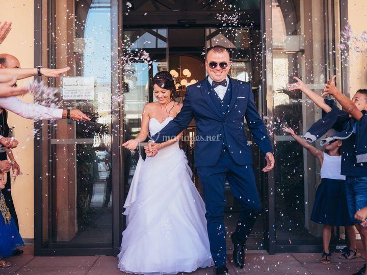 Mariage - Marion & Vincent