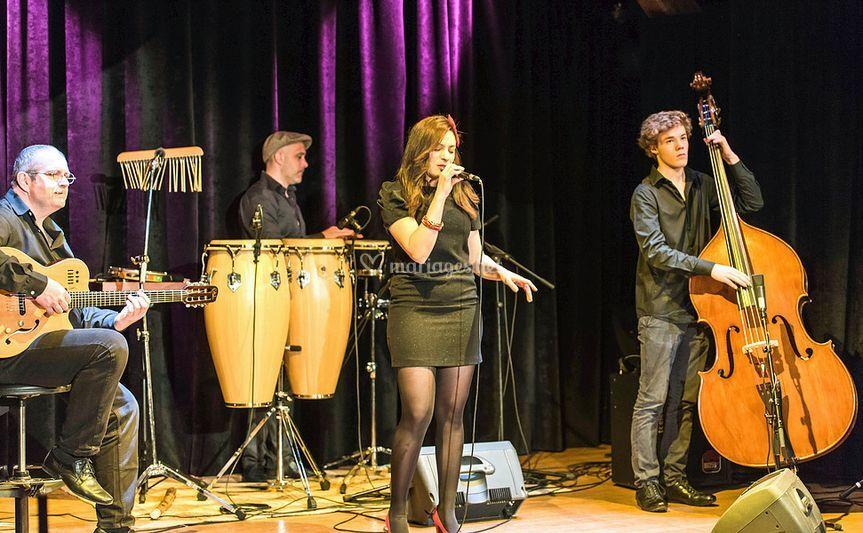 Emna Saadi Quartet