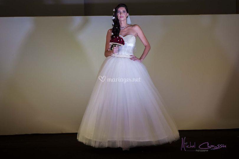 Perla robe de mariée