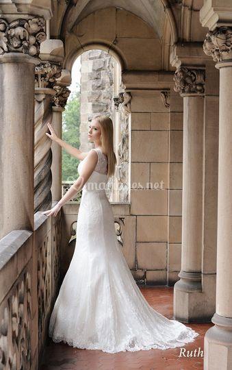 Ruth robe de mariée
