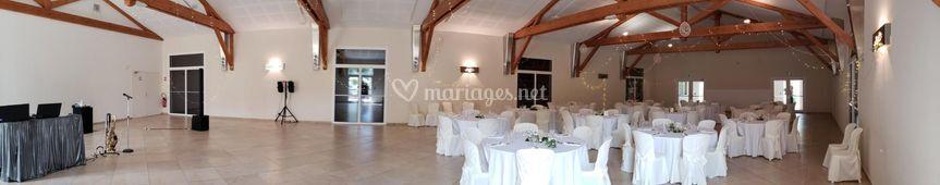 Mariage salle