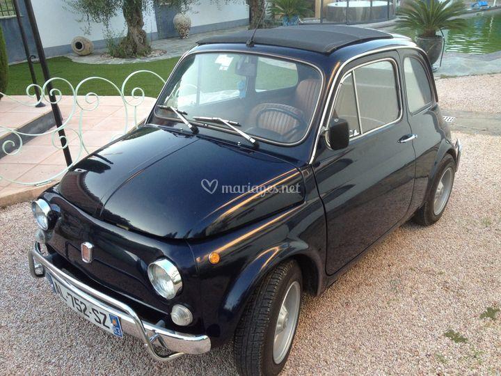 Fiat 500 avant