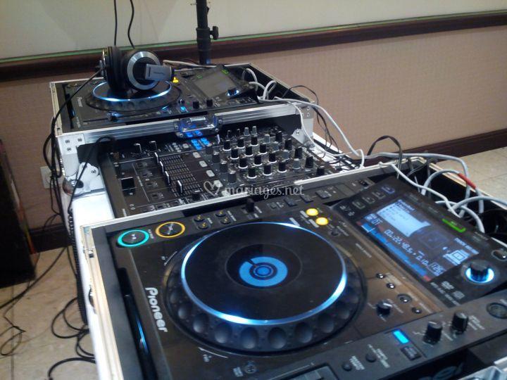 Ma régie DJ