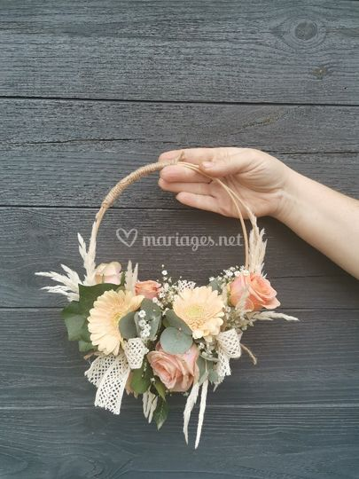 Cercle mariée