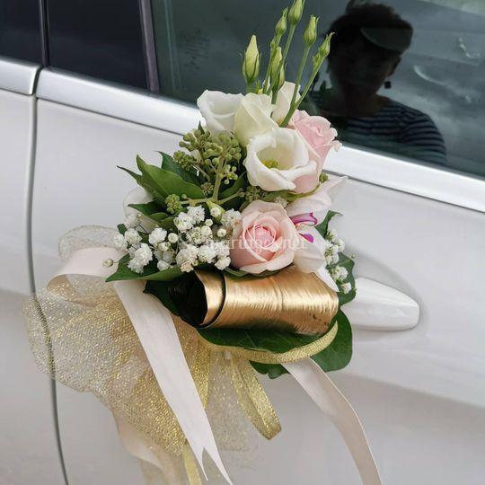 Bouquet de portière
