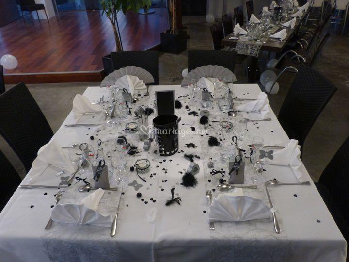 Table principale