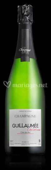 Champagne Brut Guillaumée