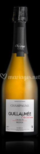 Champagne Prestige Guillaumée