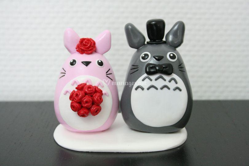 Thème Totoro