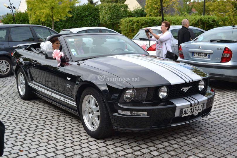 Mustang Gt Cabriolet 2007
