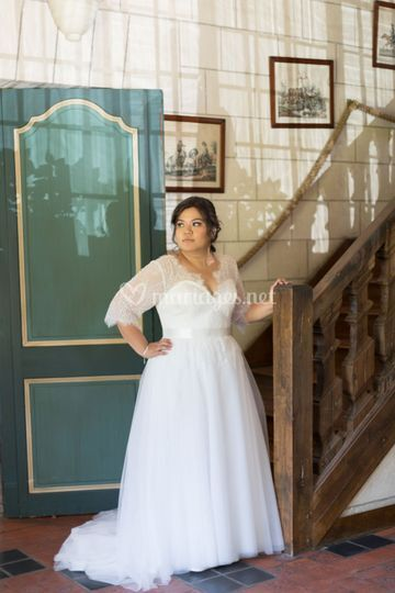 Posture de mariage