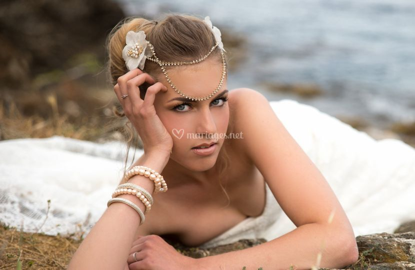 Makeup by Amandine Poisson