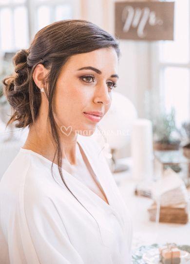 Amandine Poisson Makeup Artist