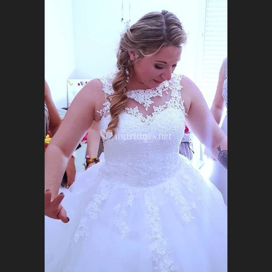 Mariage Laetitia Frejus