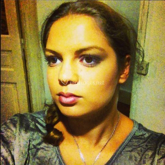 Essai make up