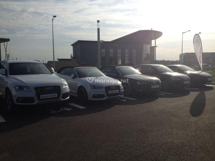 Audi Rent Chartres