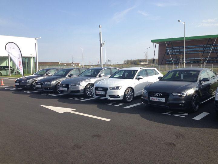 Gamme Audi