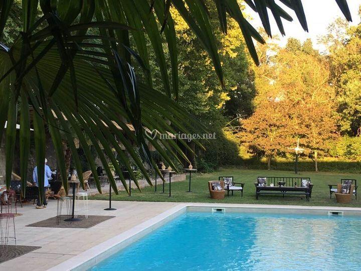 Lieu piscine